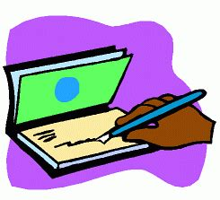 How to write library internship report